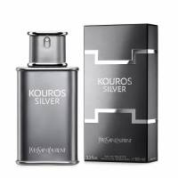 Yves Saint Laurent Kouros Silver, woda toaletowa, 50ml (M)