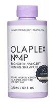 Olaplex Blonde Enhancer No. 4-P, szampon neutralizujący do włosów blond, 250ml