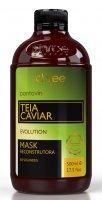 Three Therapy Teia Caviar, odbudowująca maska po nanoplastii, 500g