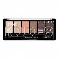 Catrice Sand Nudes, paletka cieni do powiek, 6g