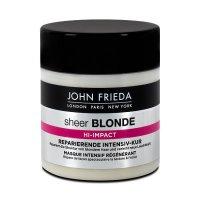 John Frieda Sheer Blonde, głęboko odżywiająca maska do włosów blond, 150ml