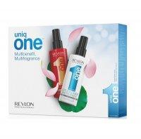Revlon Uniq One Duo Pack, odżywka classic+odżywka z lotosem, 150ml+150ml