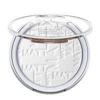 Catrice, All Matt Plus Shine Control Powder, puder matujący, 10g