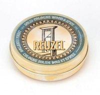 Reuzel, Wood&Spice Beard Solid Balm, balsam po goleniu, 35g