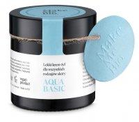 Make Me Bio Aqua Basic, lekki krem-żel do wszystkich rodzajów cer, 60ml