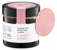 Make Me Bio Garden Roses, nawilżający krem dla skóry suchej i wrażliwej, 60ml
