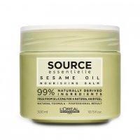 Loreal Source Essentielle Nourishing, odżywcza maska do włosów suchych i uwrażliwionych, 300ml