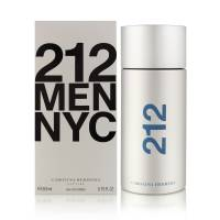 Carolina Herrera 212 Men NYC, woda toaletowa, 100ml (M)