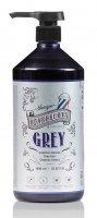 Beardburys Grey, szampon do siwych włosów, 1000ml