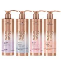 Schwarzkopf Blond Me Instant Blush Wash, kąpiel koloryzująca, 250ml