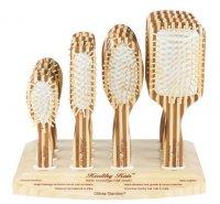 Olivia Garden Healthy Hair Ionic Massage, zestaw szczotek, display, 16 szt