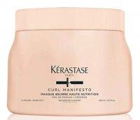 Kerastase Curl Manifesto, maska odżywcza do loków, 500ml
