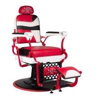 Fotel barberski Gabbiano Artisan Color