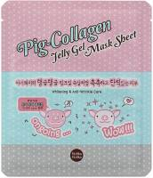 Holika Holika Pig Collagen, maska żelowa z kolagenem, 25ml