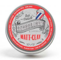 Beardburys Matt-Clay, glinka do włosów, 100ml