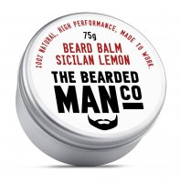 Bearded Man, balsam do brody Sycylijska Cytryna/Sicilian Lemon, 75g