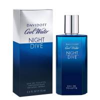 Davidoff Cool Water Night Dive, woda toaletowa, 125ml (M)