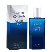Davidoff Cool Water Night Dive, woda toaletowa, 125ml (M)