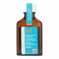 Moroccanoil Oil Light, kuracja do włosów cienkich, 25ml