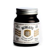 Morgan's, waniliowa pomada do stylizacji włosów, bardzo wysoki poziom utrwalenia, wysoki połysk, 100g