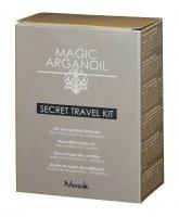 Nook Magic Arganoil, zestaw podróżny, szampon 100ml + maska 50ml