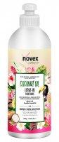Novex Coconut Oil, odżywka bez spłukiwania nawilżająco-rewitalizująca, 300ml