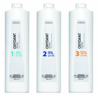 Loreal oxydant, woda w kremie do farb Majirel, Majiblond i Majirouge, 3.75%, 6%, 9%, 12%, 1000ml
