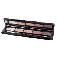 Semilac Makeup, kolekcja cieni matowych Nude Rose, 5g