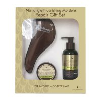Zestaw do pielęgnacji normalnych włosów Macadamia Nourishing Moisture - uszkodzone opakowanie