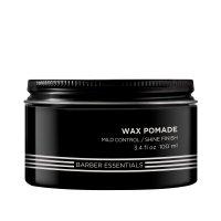 Redken Brews Wax Pomade, pomada do włosów o błyszczącym wykończeniu, 100ml