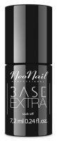 NeoNail Base Extra, baza pod lakier, 7,2ml