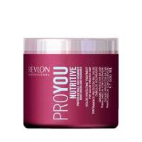 Revlon Pro You Nutritive, maska odżywcza, 500ml