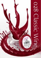 Żel kolorowy Semilac UV Gel 028 Classic Wine 5 ml - krótka data ważności (11.2019)
