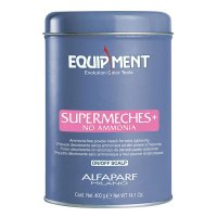 Alfaparf Equipments, rozjaśniacz Supermeches No Ammonia, 400g