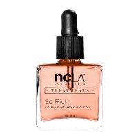 NCLA So Rich, Pumpkin Spice, olejek zmiękczający skórki, 15ml