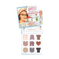 The Balm Appetit, paleta cieni do powiek, 13,5g
