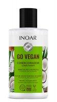 INOAR Go Vegan, odżywka wegańska, 300ml