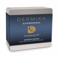 Dermika, zestaw Expressima, krem przeciwzmarszczkowy 50ml + płyn micelarny 150ml