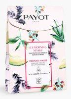 Payot Mornings Masks, zestaw masek pielęgnacyjnych, 5szt