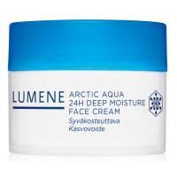 Lumene Arctic Aqua, głęboko nawilżający krem do cery suchej i normalnej, 50ml