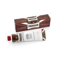Proraso, odżywiający krem do golenia dla skóry wrażliwej, 150ml
