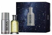 Hugo Boss Bottled, zestaw: Edt 50 ml + Dezodorant 150 ml (M)