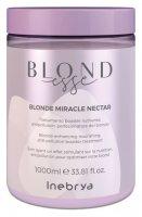 Inebrya Blondesse, micelarny nektar do blond włosów, 1000ml