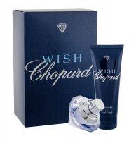 Chopard Wish, zestaw: Edp 30ml + 75ml Żel pod prysznic (W)