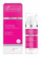 Bielenda Professional Supremelab, Sensitive Skin, serum do twarzy z kwasem azelainowym, 50ml