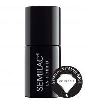 Semilac Vitamin Base, baza witaminowa do lakieru hybrydowego, 7ml