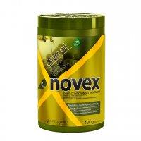 Novex Olive Oil, maska nawilżająco-wzmacniająca, 400g