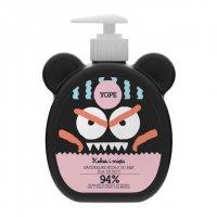 Yope, naturalne mydło dla dzieci, Kokos i mięta, 400ml