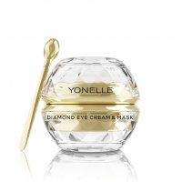 Yonelle Diamond, diamentowy krem i maska pod oczy i na usta, 30ml