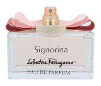 Salvatore Ferragamo Signorina, woda perfumowana, 100ml, Tester (W)